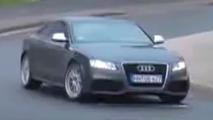 Audi RS5 Spy Video
