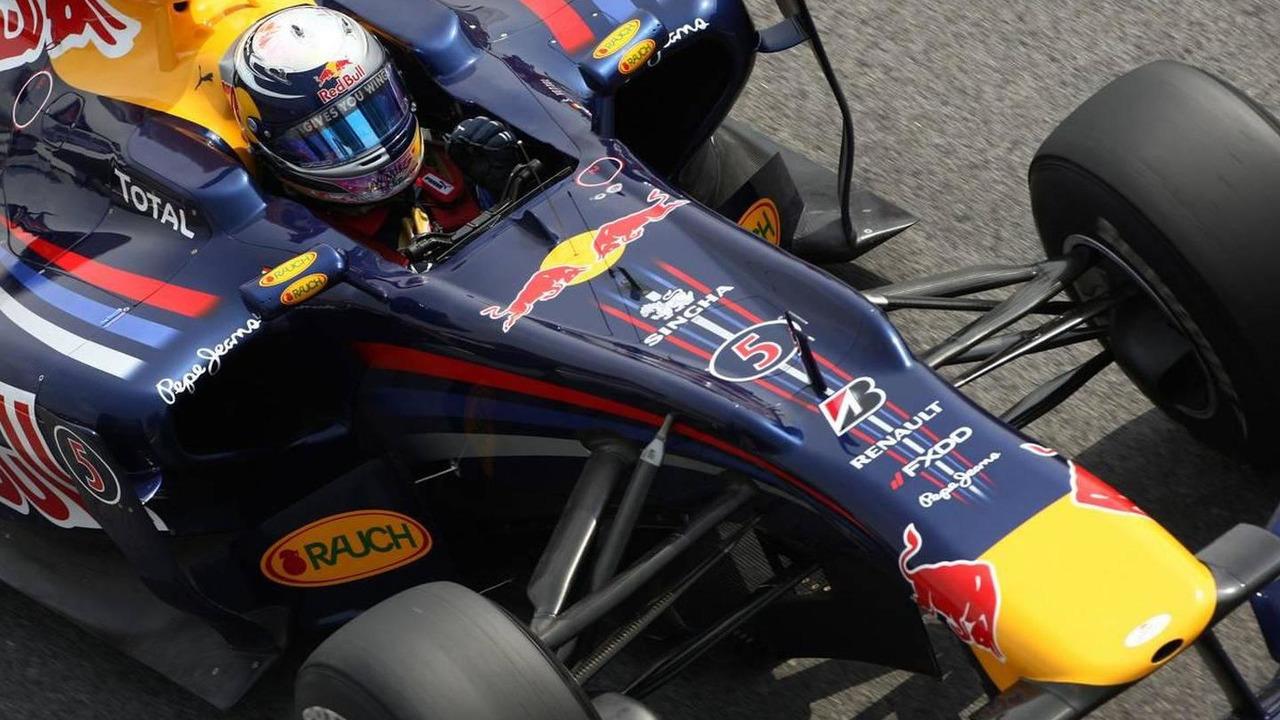 Sebastian Vettel (GER), Red Bull Racing, RB6 - Formula 1 World Championship, Rd 5, Spanish Grand Prix, Friday Practice