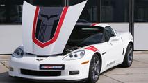 GeigerCars supercharges Corvette Grand Sport