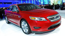 2010 Ford Taurus at 2009 NAIAS