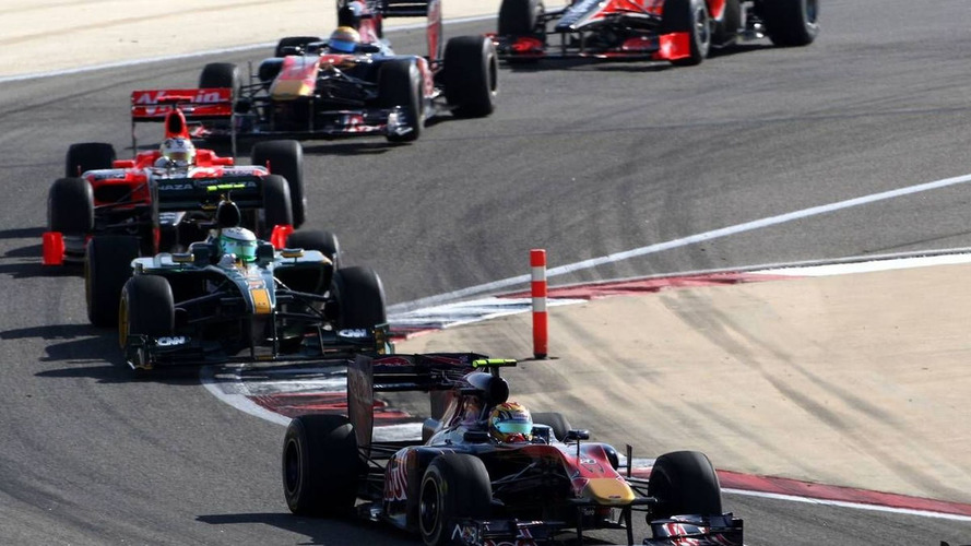Teams discuss pre-2011 winter test in Bahrain