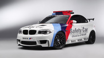 BMW 1-Series M Coup MotoGP pace car 21.03.2011