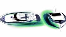 BMW Designed BAVARIA Deep Blue 46