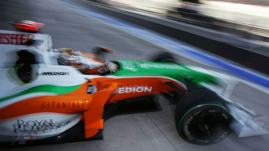 Force India's VJM03 to debut on February 10