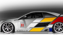 Cadillac returns to racing with CTS-V Coupe [video]