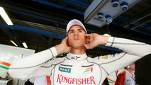 Sutil says top pace at Monza genuine