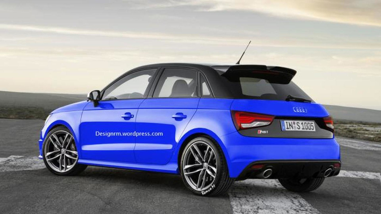 Audi RS1 Sportback render
