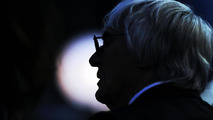 Only 'a coffin' will end Ecclestone's reign