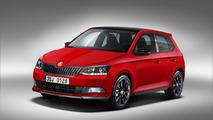 Skoda Fabia lineup gains Monte Carlo trim for Geneva Motor Show