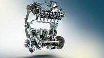 BMW 2-Series Coupe 1.5-liter 3-cylinder engine