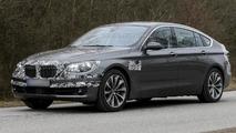 2014 BMW 5-Series GT facelift spy photo 10.04.2013