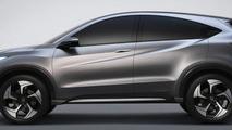 Honda Urban SUV Concept previews Jazz-based compact crossover