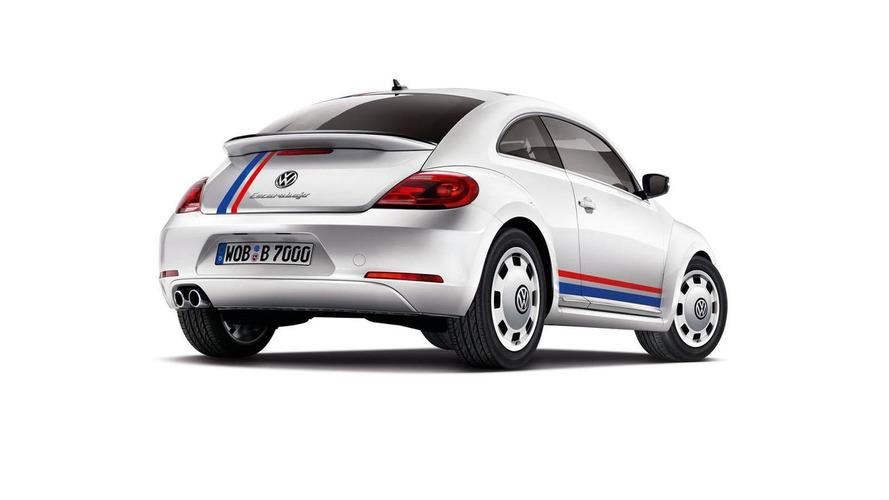 Volkswagen introduces Herbie-inspired Beetle 53 Edition