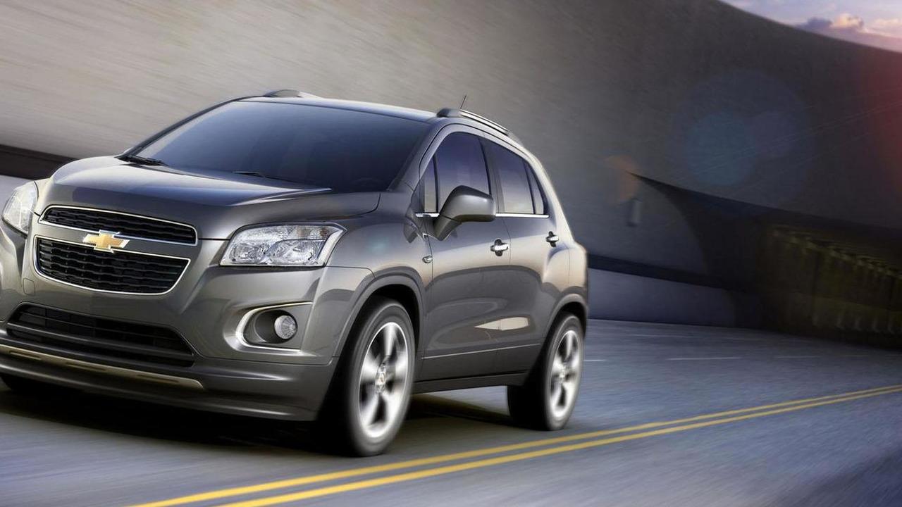 2013 Chevrolet Trax 14.5.2012