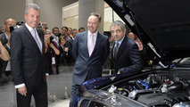 Rowan Atkinson talks about Johnny English Rolls-Royce Phantom