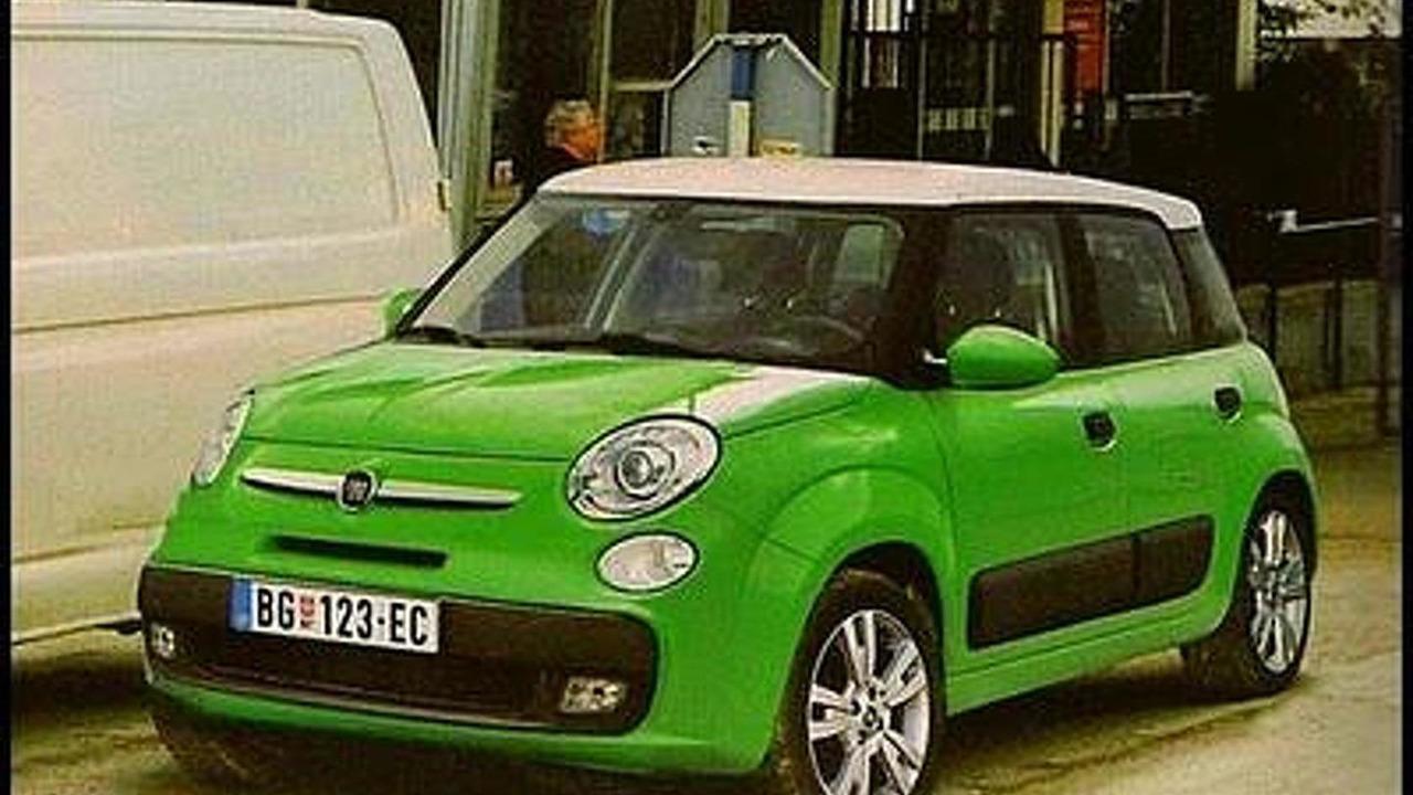 2012 Fiat Ellezero - 02.1.2012