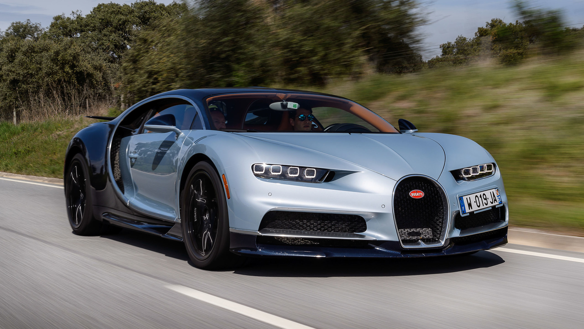 2018 Bugatti Chiron First Drive on classic cars for sale