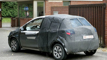SPY PHOTOS: New Mazda 2