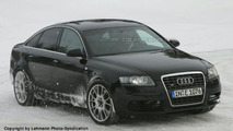 SPY PHOTOS: New Audi RS Models - RS6