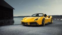 Novitec tunes Ferrari 488 Spider to 772 hp