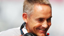 Whitmarsh finally leaves McLaren
