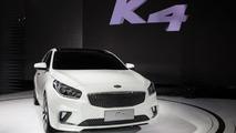 Kia K4 concept at 2014 Beijing Motor Show