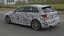2015 Audi RS3 Sportback spy photo