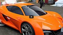 Hyundai PassoCorto concept in Geneva