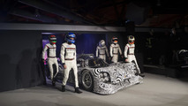 Porsche's LMP1 racer presented with '919 Hybrid' nameplate at Night of Champions event in Weissach