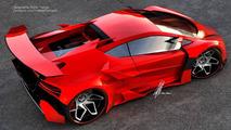 Render gone mad: Lamborghini Sinistro