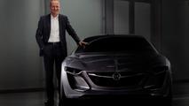 Opel Monza concept teased ahead of Frankfurt Motor Show arrival [video]