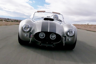 This is What It's Like to Drive Vintage Shelby Race Cars