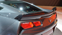 2017 Corvette Grand Sport debut in Geneva
