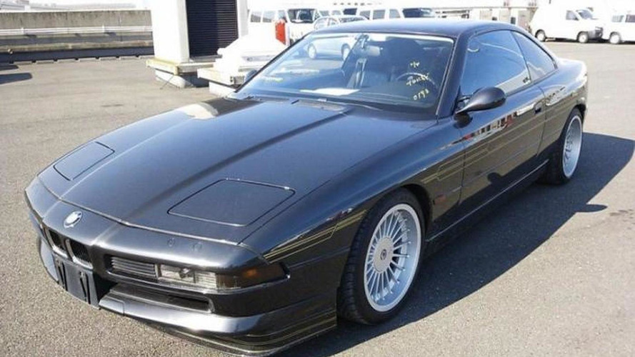 This BMW 8-Series Coupe by Alpina is a rare gem; for sale at $75,000