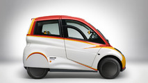 Shell adapts Gordon Murray's T.25 into fuel-sipping concept