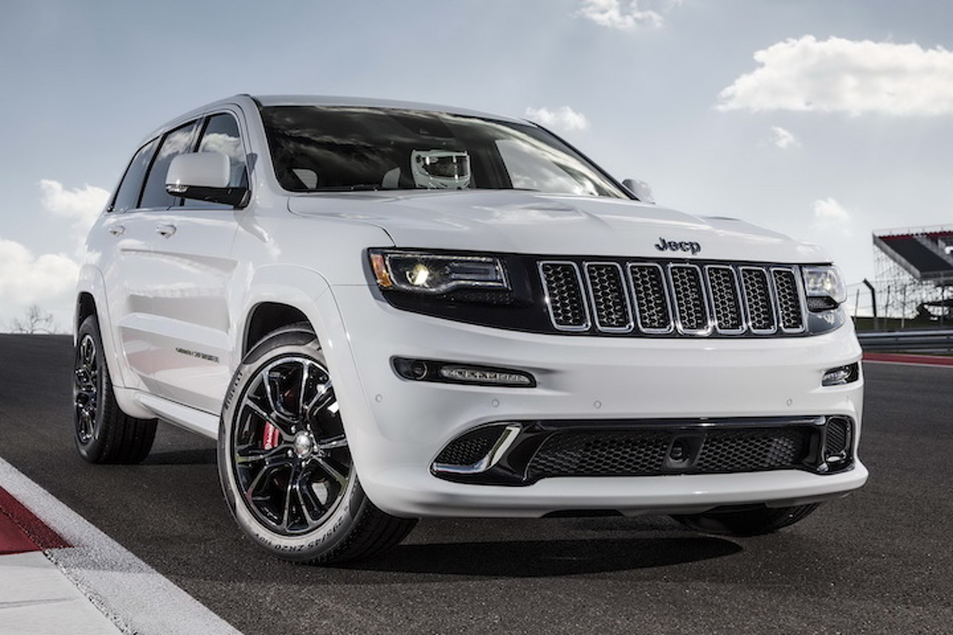 Could TrackHawk Be Jeep's Version of Hellcat?