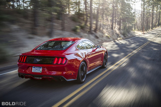 2015 Ford Mustang EcoBoost Built for Corners, Not Quarter Miles: Review