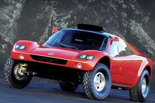The 2003 Volkswagen Tarek That Took on Dakar