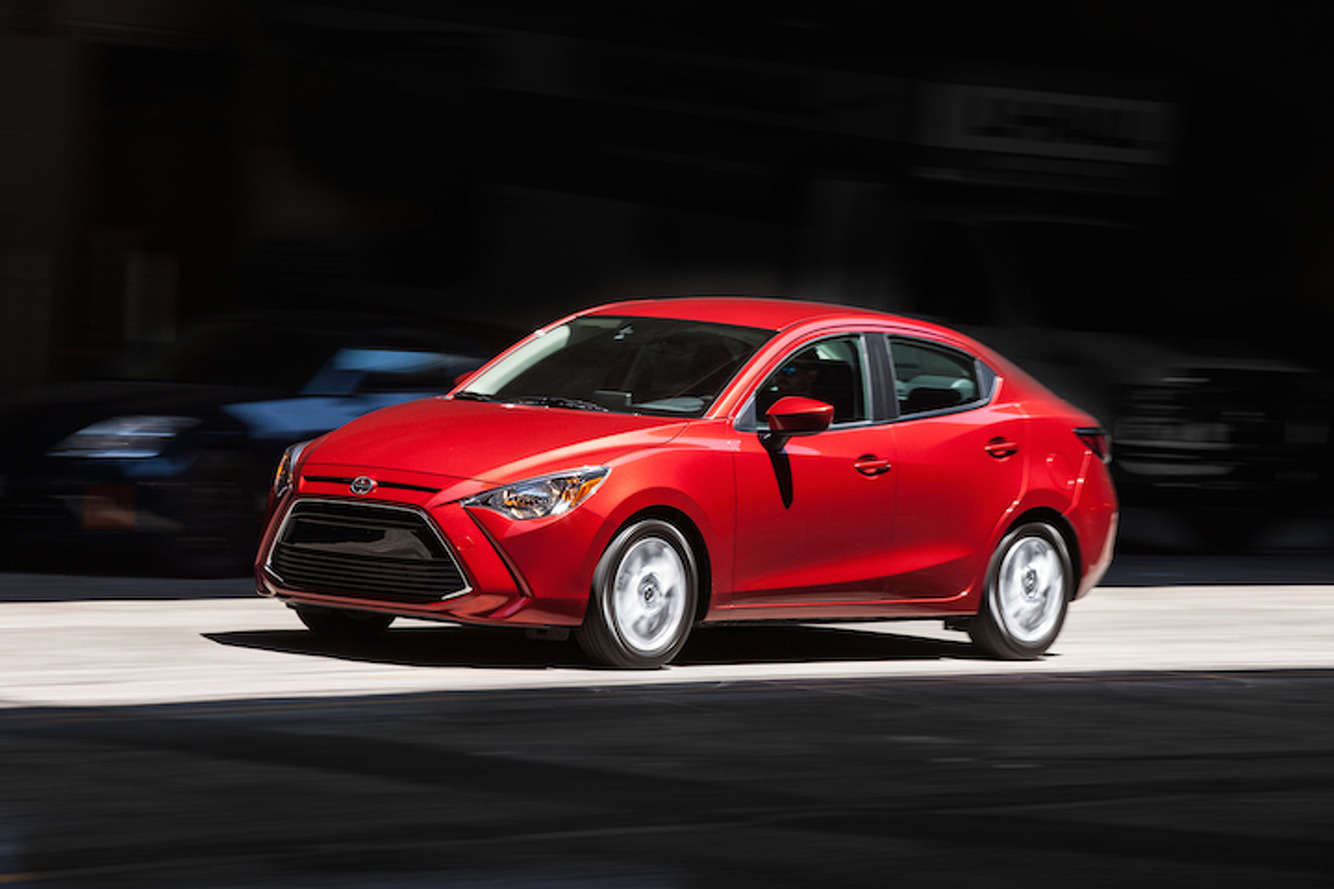 Scion iA and iM First Drives