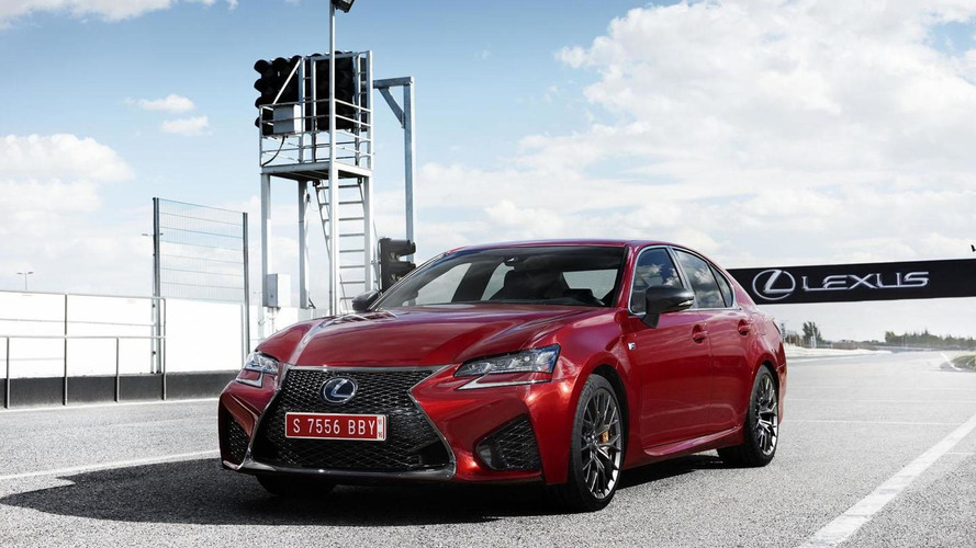 Lexus GS F priced from $84,440 [video]