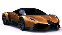 PSC Motors SP-200 SIN more renders released; designed by a 15-year-old