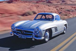 Mercedes-Benz 300SL: The Original Supercar