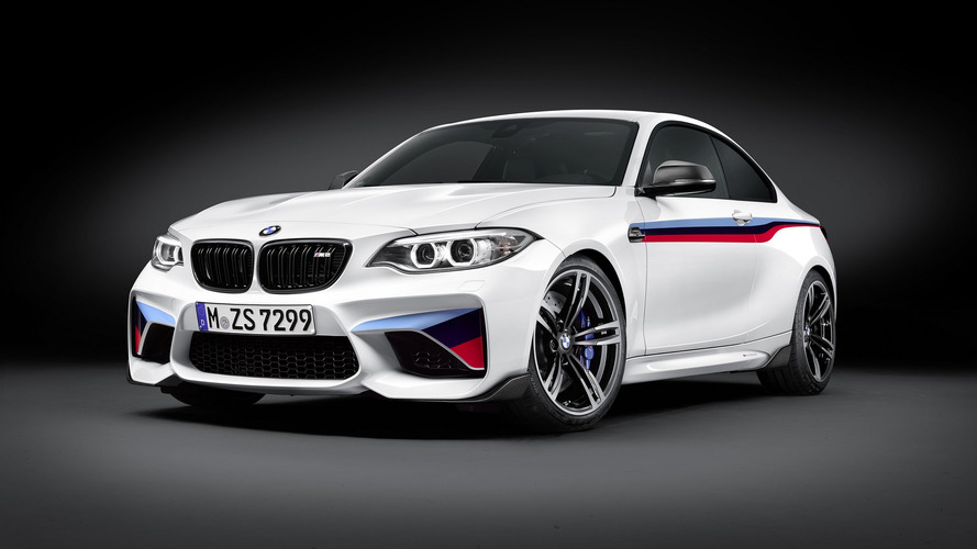 BMW presents extended M Performance catalog in Essen