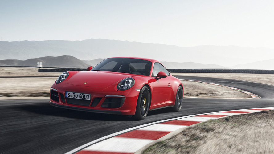 New Porsche 911 GTS packs a 444-hp punch