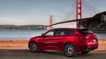 Alfa Romeo Stelvio XL - Il pourrait ressembler à ça