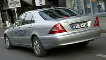 Latest generation of hybrid technology in the Mercedes-Benz S-Class