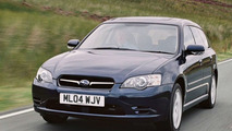 Subaru Introduces All-New Legacy 2.5 GT for 2005
