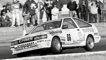 Toyota Corolla British Touring Champion 86 & 87