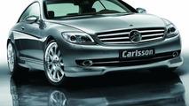 Carlsson CK60 Based on Mercedes CL 600