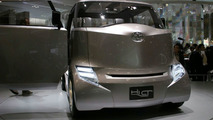 Toyota Hi-CT Concept live in Tokyo